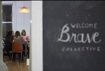 ~ THE BRAVE COLLECTIVE NYC ~