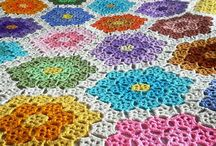 Crochet - Quilts & Throws