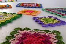 Crochet - Squares & Motifs