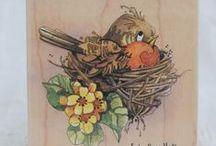 Prints - Birds, Butterflies