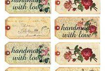 Prints - Boxes, Tags & Bows