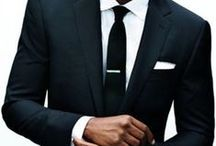 SUIT / Those are how suit should be, simple but not leaving their elegances, in short, bring elegance simplistically.