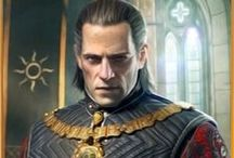 The Witcher 3: Wild Hunt Card Collector Gwent Nilfgaardian / Card Collector Gwent Nilfgaardian