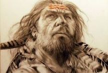 Neanderthals / Not what you think.
