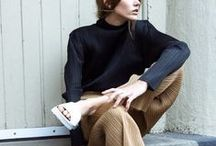 Spring Is In - Womenswear / Spring Inspiration: style, mood and life. New season ready.