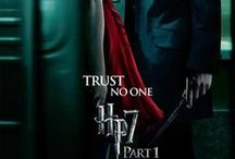 Harry Potter, les films / Photos des films de la saga Harry Potter #harrypottermovies