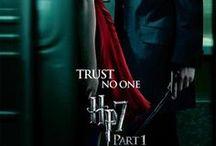 Harry Potter, les films / Photos des films de la saga Harry Potter #harrypottermovies