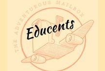 Educents / This is where we will highlight all of our lessons on #Educents, as well as share some great finds!