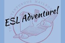 ESL Adventure / The best lessons and resources for for teaching ESL