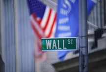 NYC - Lower Manhattan / Financial District / by Niv