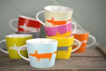 Scion Mugs / The Scion Mug collection offers some of the most popular designs in a range of contemporary colours