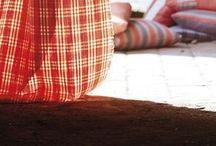 Checks & Stripes / Simplistic plains, checks and stripes by Scion.