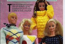 barbie en poppenspullen / by Leen jensenleen@hotmail.com