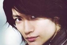 Haruma Miura / A Japanese actor. . .