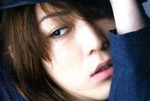 Kazuya Kamenashi :) / A Japanese actor