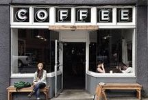 ▒ Coffee Shop, Bakery & Restaurant / Perfect places to chill & to eat.