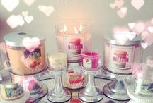 Candles<3 / by Lexi♒♥ Clement♒♥