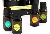 Essential Oils by Living BeAtitudes / Aromatherapy Essential Oils ● 100% Organic Pure Therapeutic Grade