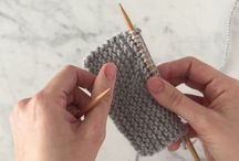 tricks and techniques / Knitting Techniques