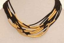 Cord Necklaces Spring - Summer 2015