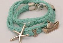 Cord Bracelets Spring - Summer 2015