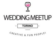Torino Wedding Meetup / Un ritrovo informale a Torino per i tutti i professionisti creativi che lavorano nel settore del wedding. Lo scopo è quello di creare una solida rete di contatti, confrontarsi e far nascere collaborazioni.   Organizzatrici: Roberta Cavaliere (wedding planner) e Tiziana Gallo (wedding photographer)