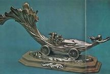 Auto Sports Sculptures