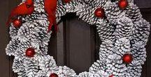 Výzdoba-vianoce-šišky-gaštany