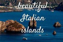 Italian islands / The most beautiful italian islands