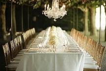 Rehearsal Dinners / Ideas for Rehearsal Dinners - Rehearsal Dinner decor, flowers, lighting.  Rehearsal dinner dresses.  Rehearsal invitations. / by Depot Hotel Restaurant