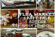 Flea Market Craft Creations