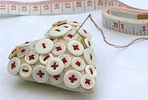 Pin It / I love pincushions... / by Nanas Legacy