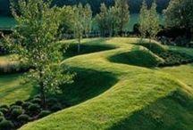 Landscapearchitecture / landscape design