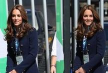 The Duchess of Cambridge aka Kate Middleton style file: her best looks / Kate Middleton lookbook.
