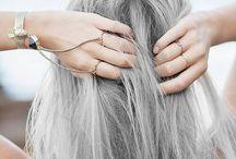 Hair. / .