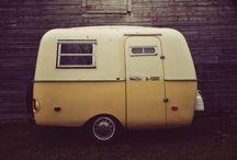 <3 Vintage trailers <3