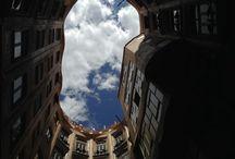 Art from Barcelona / Gaudi