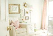 Nursery Decor / Home Design, Nurseries, Babies, Baby Room, Motherhood, New Parents, Cribs, Nursery Color Scheme