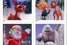 Holiday Stamps 2014 / Shop early for best selection!  Stamps come in books of 20 for $9.80