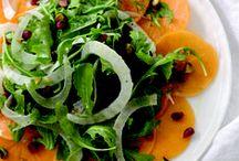 Salads / Yummy salads of all seasons