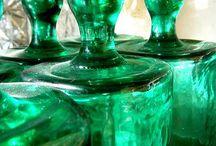 Grün / Die schönste Farbe, die die Natur uns schenkt