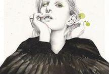 Illustrasjon / Other people's artworks/illustrations