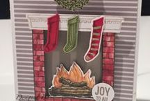 su { 2015 holiday catalog} / DIY card & giftable ideas featuring stamp sets & embellishments from the 2015 Stampin' Up! Holiday Catalog.  Catalog premieres September 1, 2015 - enjoy these sneak peeks!