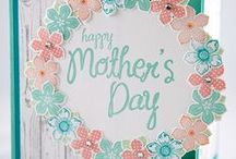 diy {mother's day} / DYI cards and fun ideas for Mother's Day.