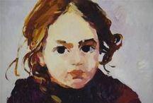 Childhood_Portraits and Figures