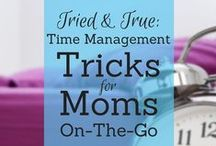 tips {time management} / Time Management Tips for Direct Sellers (and moms!). Ideas to help you be more productive and get stuff done!.