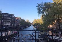 Amsterdam / My recent trip to Amsterdam 18/04/2017 - 21/04/2017