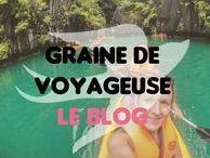 Graine de voyageuse - Le blog voyage / Toute l'actu du blog www.grainedevoyageuse.fr en 1 tableau.