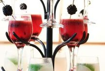 Drinks on the house ..thirsty? / Tropical drinks and mixers coolers, wines, lemons, fruit drink, liquor, sangria, margarita , yogurt, coffee tea, coconut piña colada, rum, moscato , smoothie Starbucks ,mango,daiquiri ,vodka, / by TLE Dollhouse
