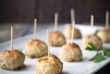 Party Ideas and Foods / by Melissa Burnham